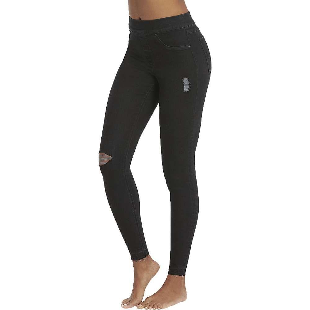 スパンクス Spanx レディース スパッツ・レギンス インナー・下着【distressed denim legging】Vintage Black