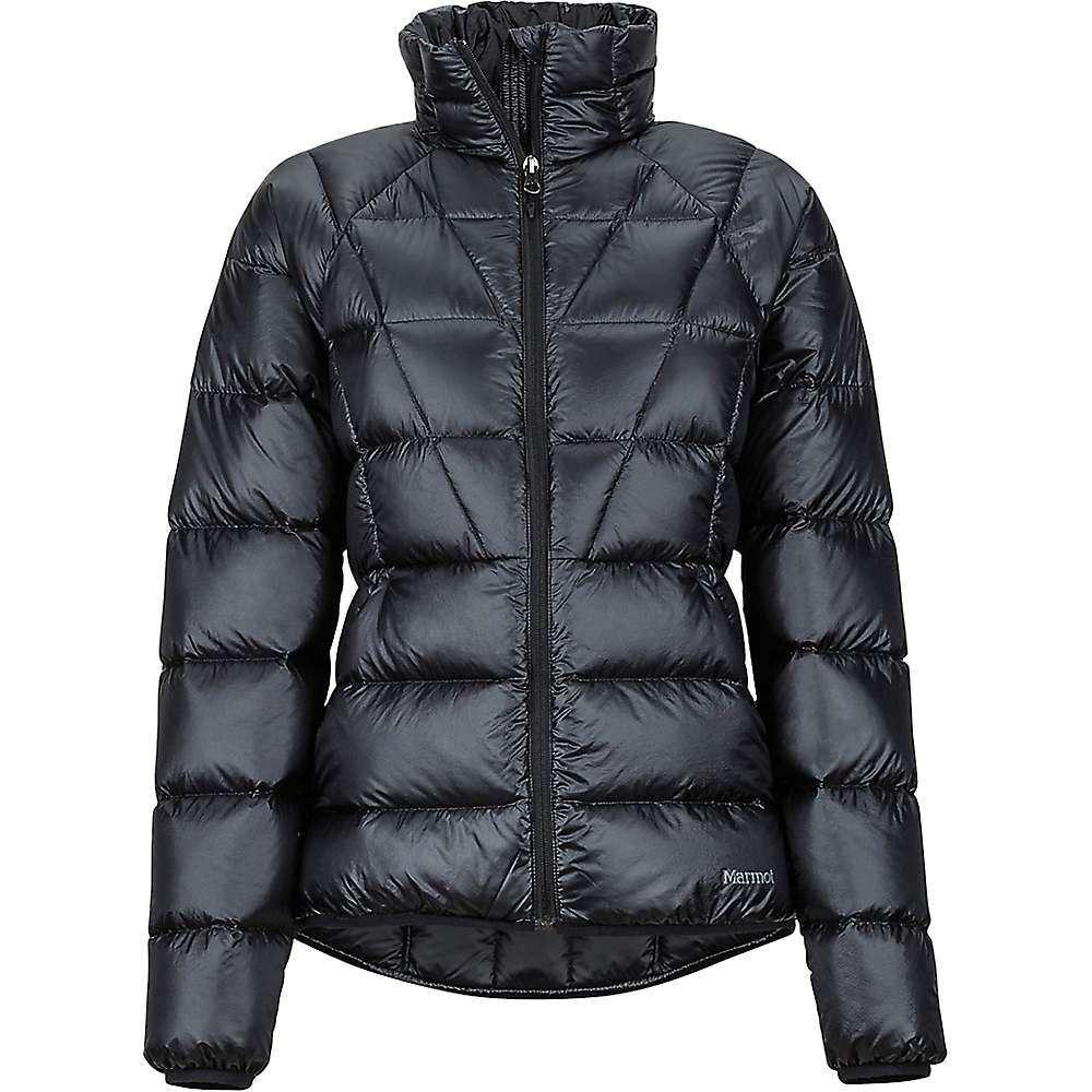 マーモット Marmot レディース ダウン・中綿ジャケット アウター【hype down jacket】Black