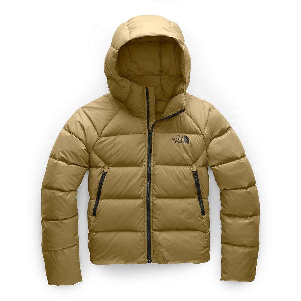 ザ ノースフェイス The North Face レディース ダウン・中綿ジャケット アウター【hyalite down hoodie】British Khaki