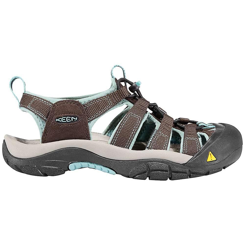 キーン Keen レディース サンダル・ミュール シューズ・靴【newport h2 sandal】Slate Black/Canton