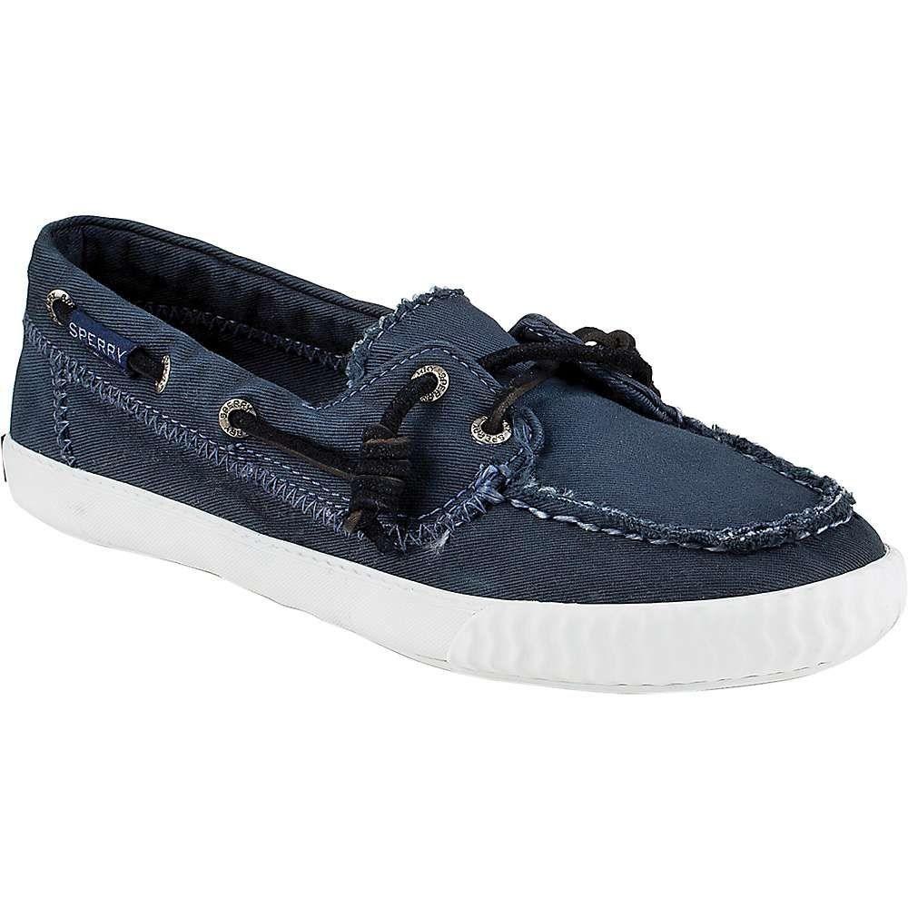 スペリー Sperry レディース シューズ・靴 【sayel away washed shoe】Navy