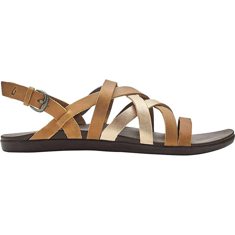 オルカイ OluKai レディース サンダル・ミュール シューズ・靴【'awe'awe sandal】Sahara/Bubbly