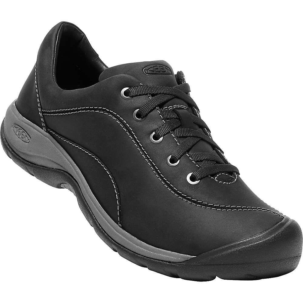 キーン Keen レディース シューズ・靴 【presidio ii shoe】Black/Steel Grey