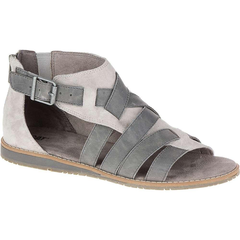 キャットフットウェア Cat Footwear レディース サンダル・ミュール シューズ・靴【sunswept sandal】Grey