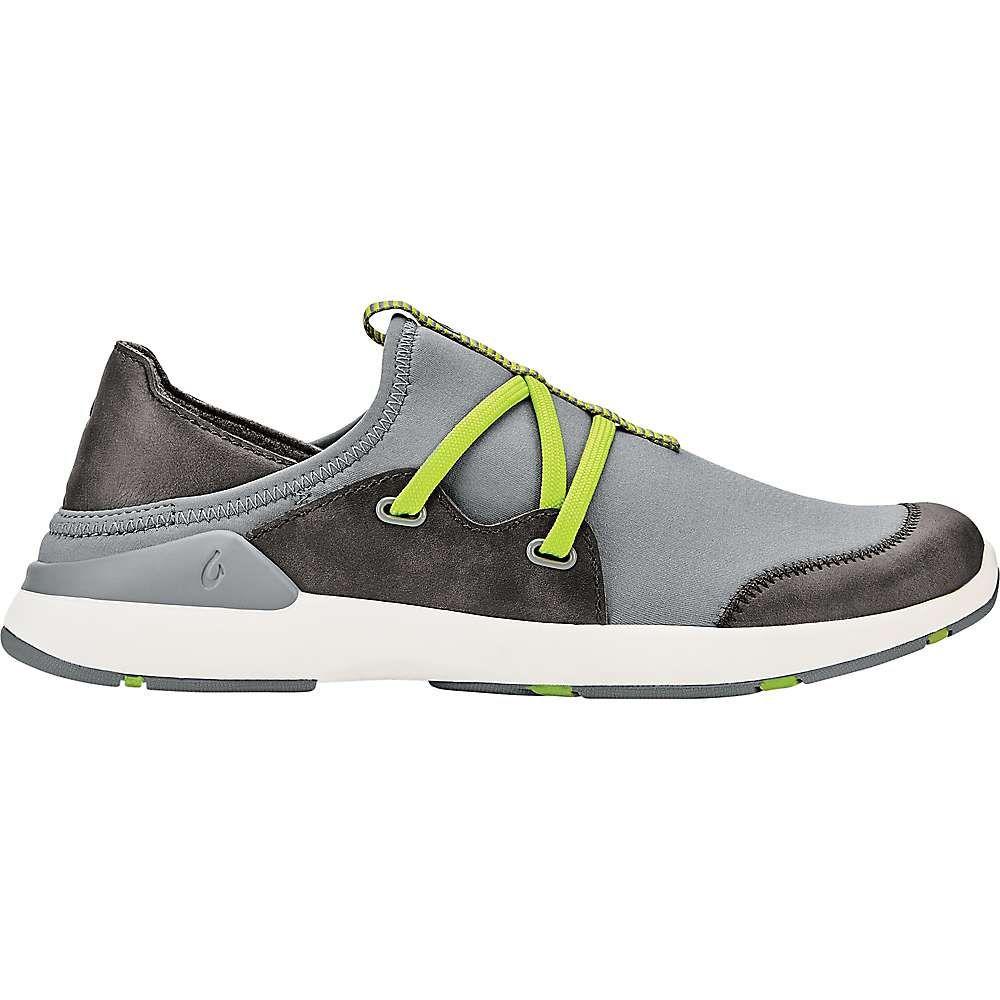 オルカイ OluKai レディース シューズ・靴 【miki li shoe】Pale Grey/Charcoal