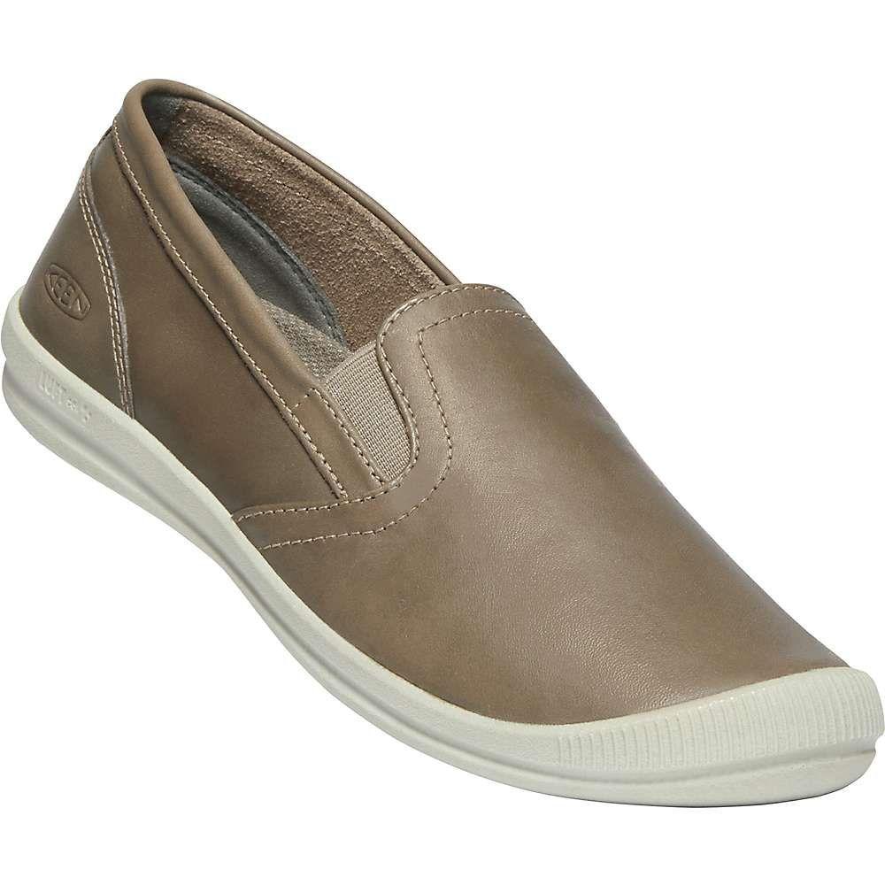 キーン Keen レディース スリッポン・フラット シューズ・靴【lorelai slip-on shoe】Brindle