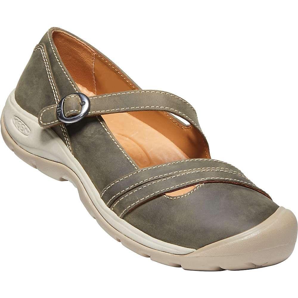 キーン Keen レディース シューズ・靴 【presidio ii cross strap shoe】Castor Grey/Plaza Taupe