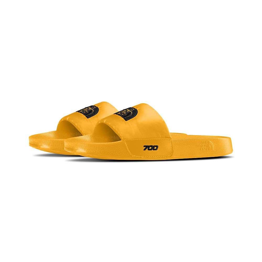 ザ ノースフェイス The North Face レディース サンダル・ミュール シューズ・靴【nuptse slide】TNF Yellow/TNF Black