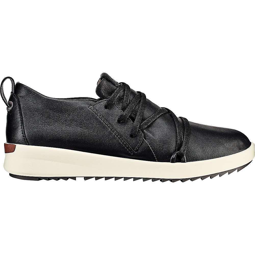 オルカイ OluKai レディース シューズ・靴 【malua li shoe】Black/Off White