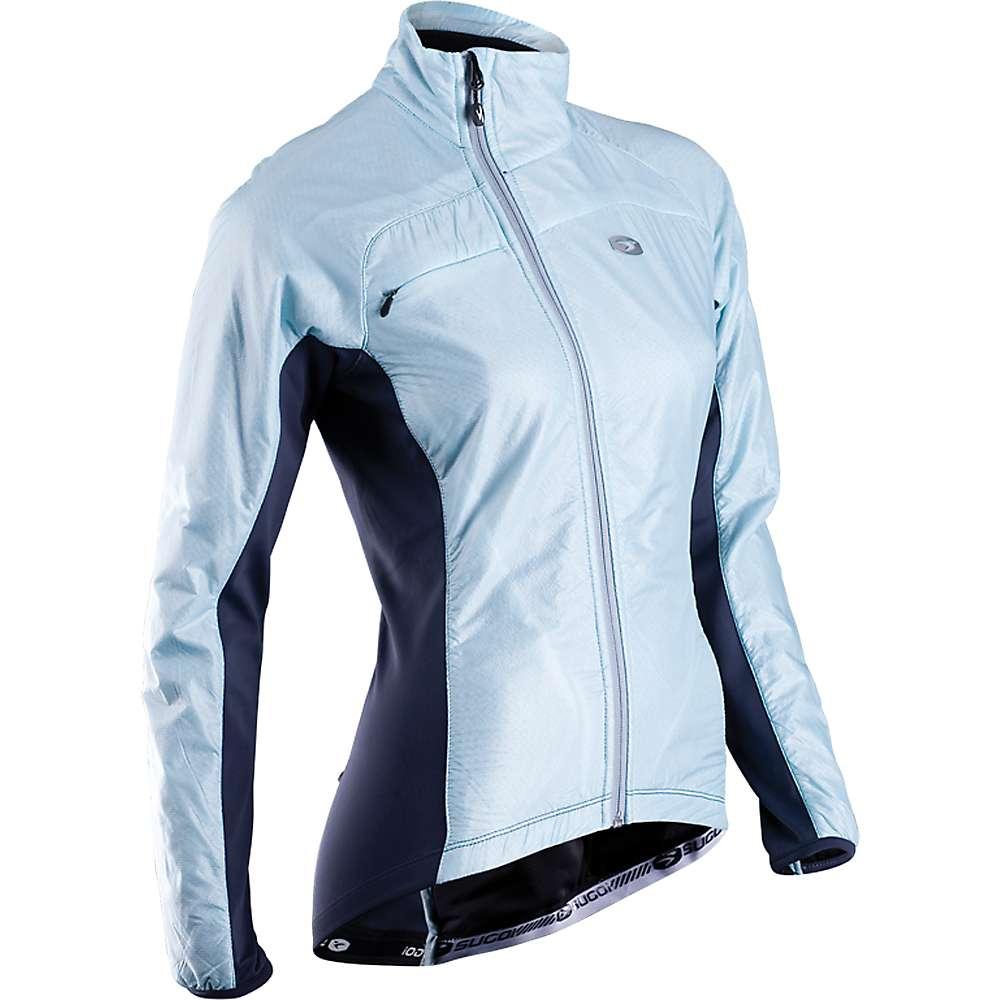 スゴイ レディース サイクリング ウェア【Sugoi RSE Alpha Bike Jacket】Ice Blue