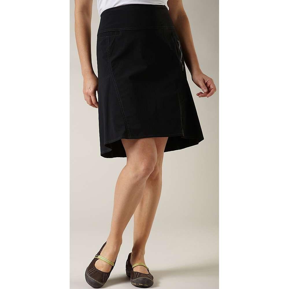 ロイヤルロビンズ Royal Robbins レディース スカート 【discovery strider skirt】Jet Black