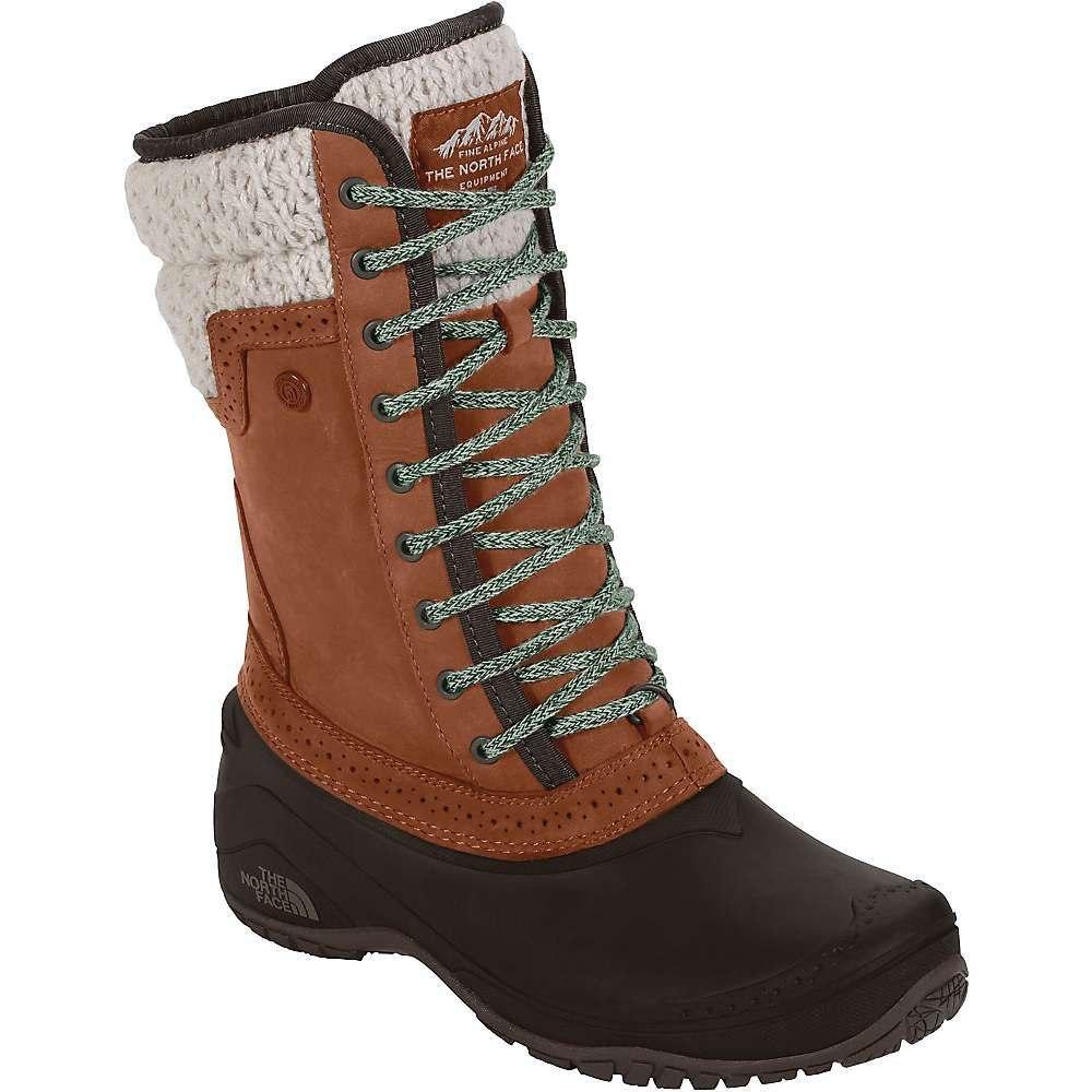 ザ ノースフェイス The North Face レディース ブーツ シューズ・靴【shellista ii mid boot】Dachshund Brown/Demitasse Brown