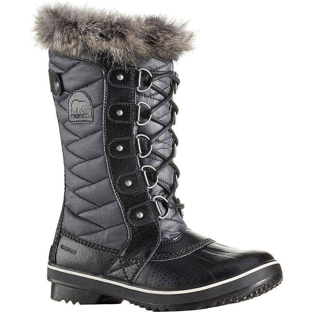 ソレル Sorel レディース ブーツ シューズ・靴【tofino ii boot】Black/Stone
