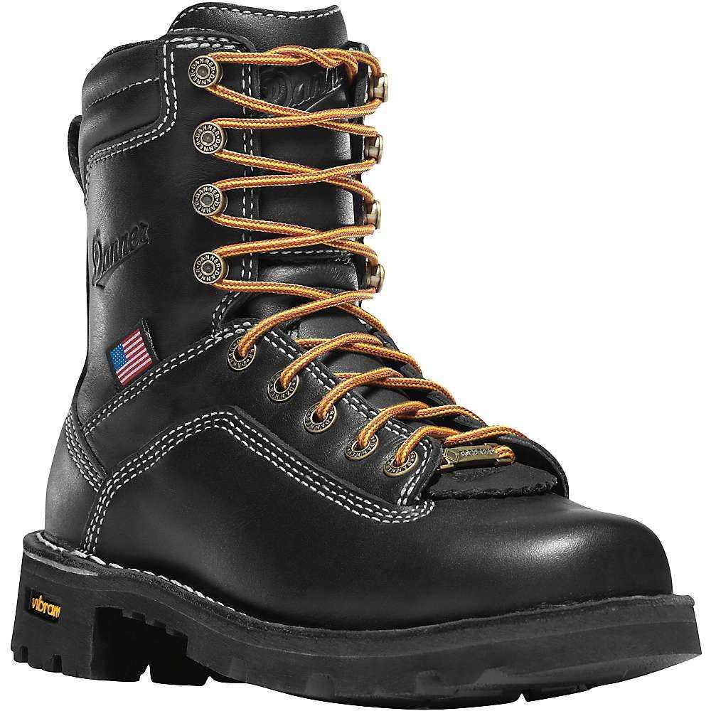ダナー Danner レディース ブーツ シューズ・靴【quarry usa 7in gtx at boot】Black