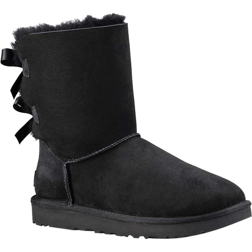 アグ Ugg レディース ブーツ シューズ・靴【bailey bow ii boot】Black