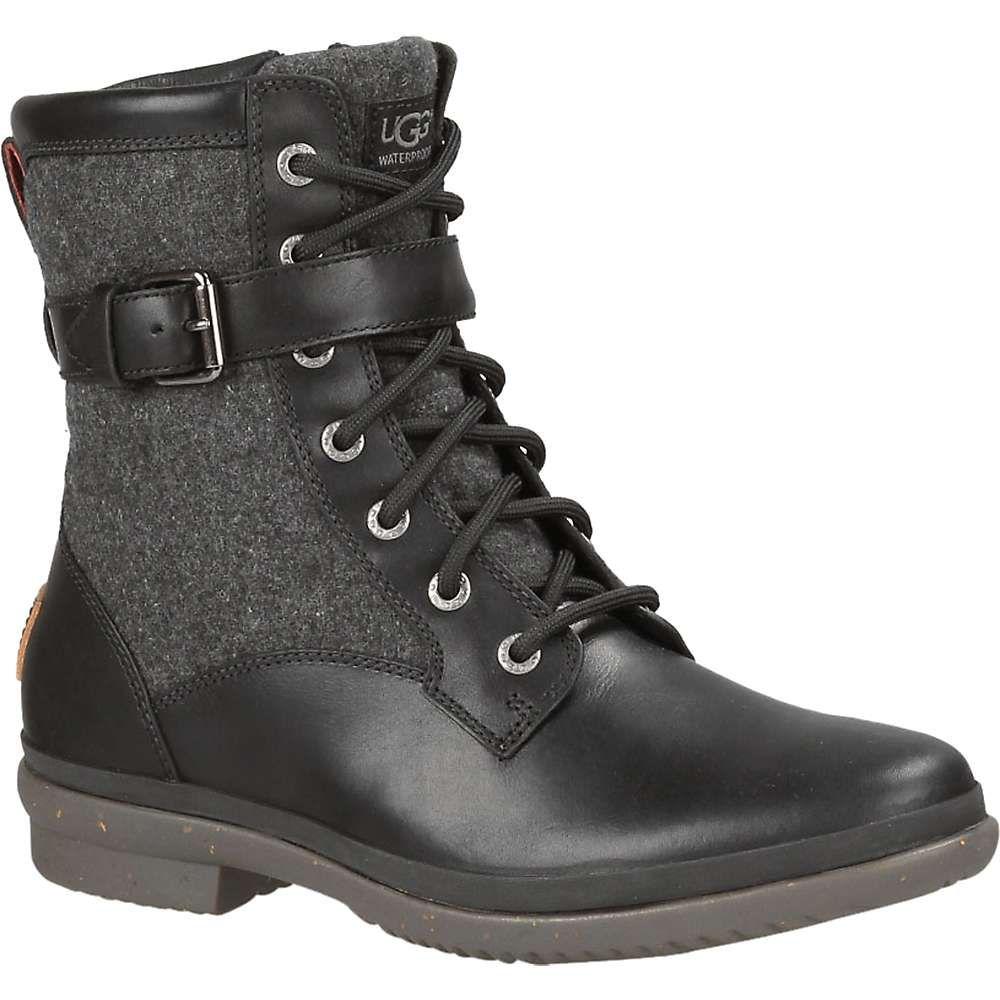 アグ Ugg レディース ブーツ シューズ・靴【kesey boot】Black
