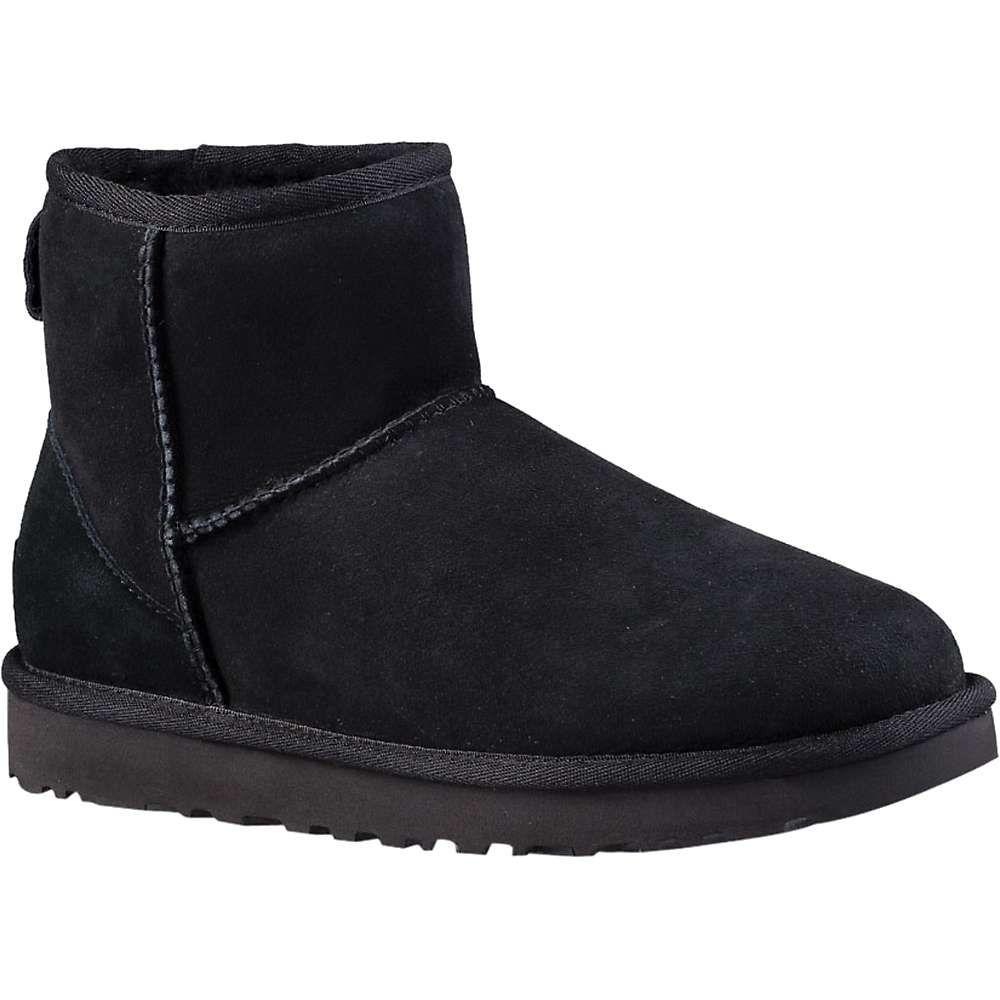アグ Ugg レディース ブーツ シューズ・靴【classic mini ii boot】Black