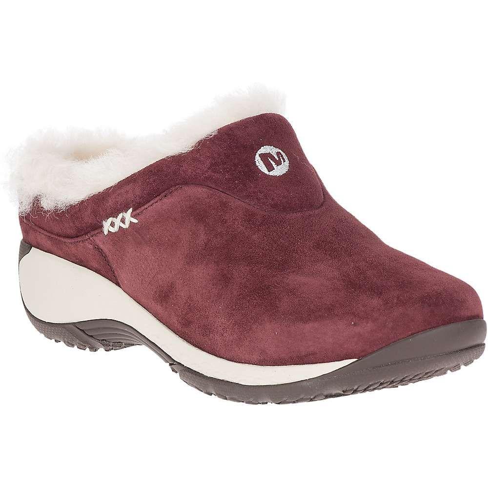 メレル Merrell レディース シューズ・靴 【encore q2 ice shoe】Raisin