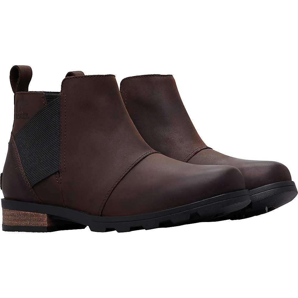 ソレル Sorel レディース ブーツ チェルシーブーツ シューズ・靴【emelie chelsea boot】Cattail