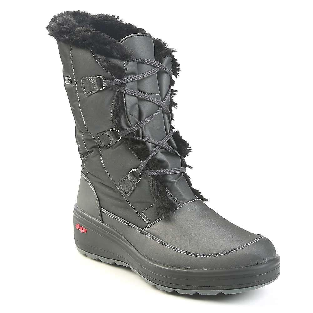 パジャー Pajar レディース ブーツ シューズ・靴【marcie boot】Charcoal