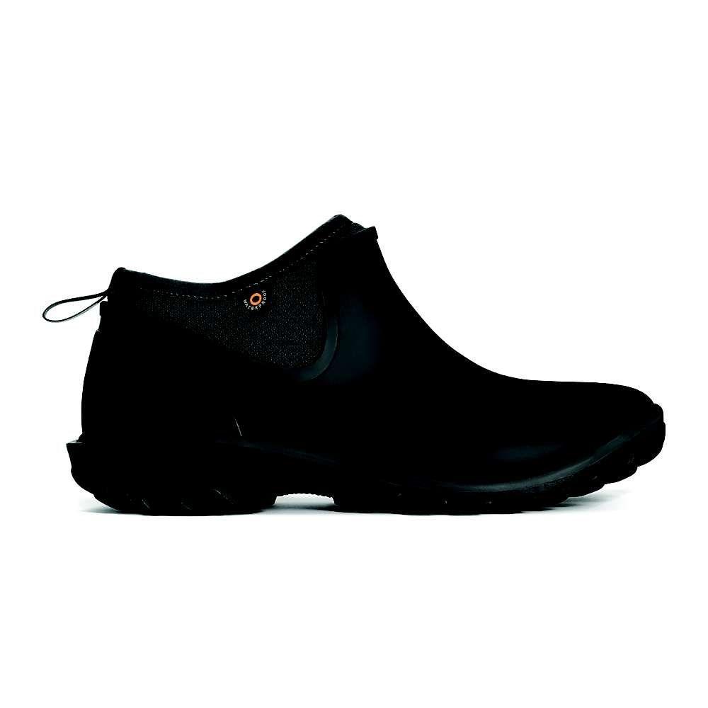 ボグス Bogs レディース レインシューズ・長靴 チェルシーブーツ シューズ・靴 sauvie chelsea boot Blackvm0w8PyNnO