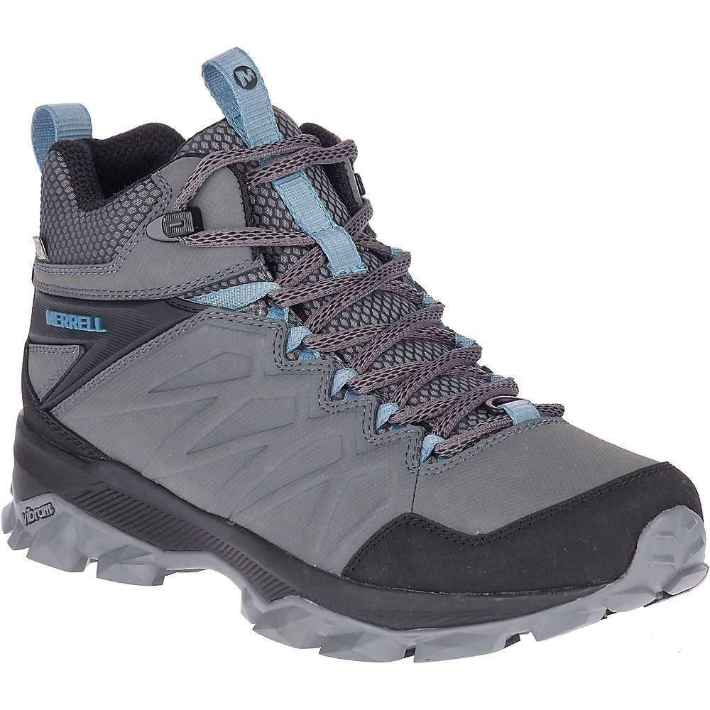 メレル Merrell レディース ブーツ シューズ・靴【thermo freeze 6in waterproof boot】Steel