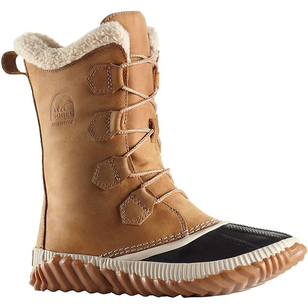 【保障できる】 ソレル Sorel レディース ブーツ シューズ・靴【out n about plus tall boot】Elk, TOAN WELD 1fce1076