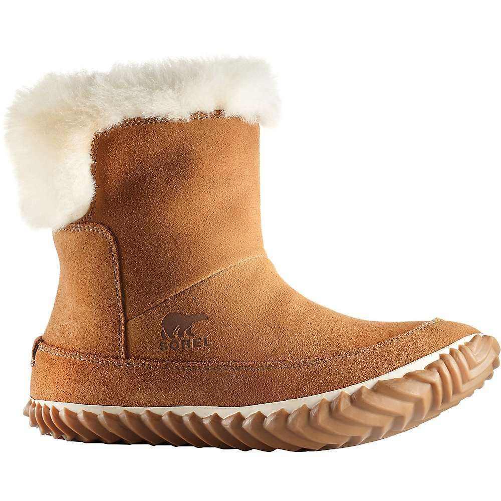 ソレル Sorel レディース ブーツ シューズ・靴【out 'n about bootie】Elk/Natural