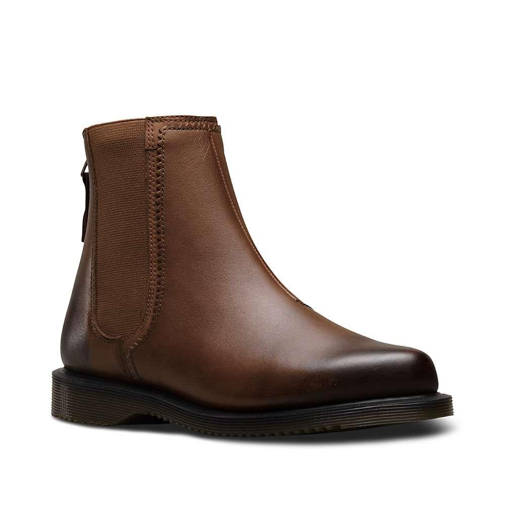 ドクターマーチン Dr Martens レディース ブーツ シューズ・靴【dr. martens zillow boot】Oak