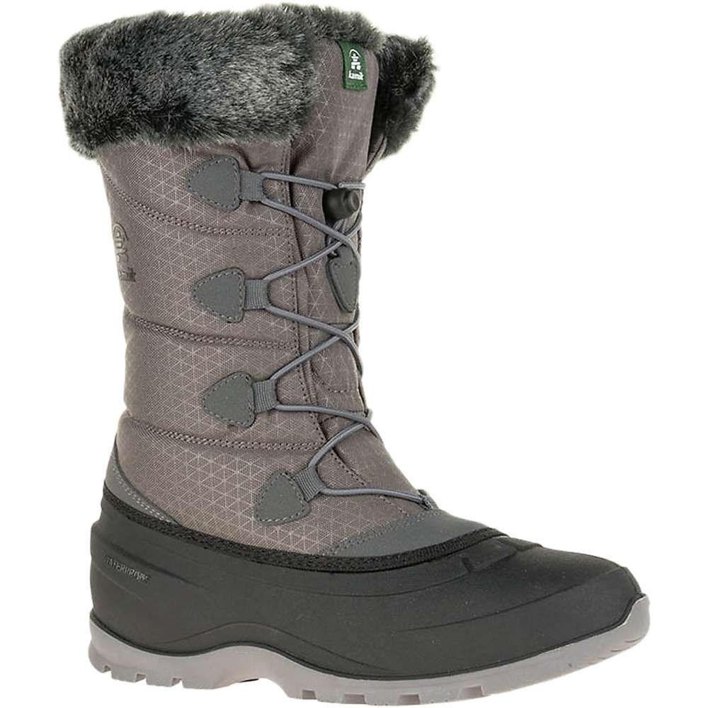 カミック Kamik レディース ブーツ シューズ・靴【momentum2 boot】Charcoal