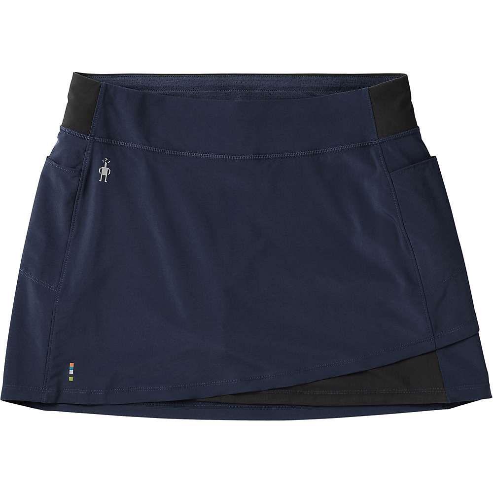 スマートウール Smartwool レディース スカート 【merino sport lined skirt】Deep Navy
