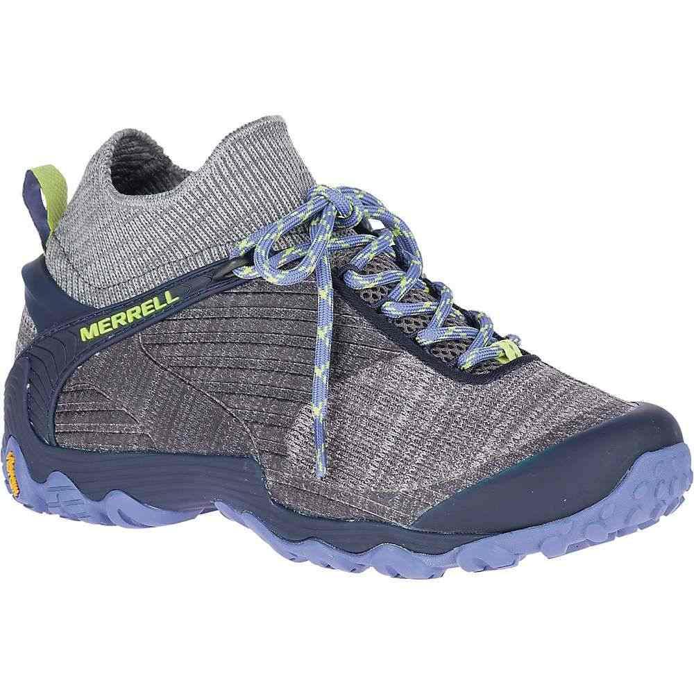 メレル Merrell レディース シューズ・靴 【chameleon 7 knit mid shoe】Charcoal/Navy