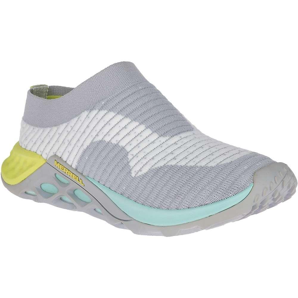 メレル Merrell レディース シューズ・靴 【range slide ac+ shoe】Glacier Grey