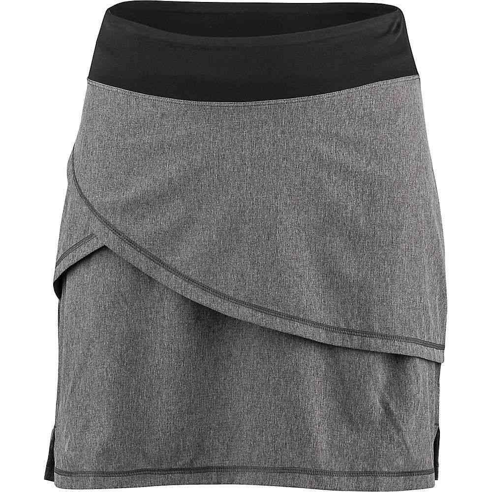 ルイガノ Louis Garneau レディース スカート 【bormio skirt】Asphalt
