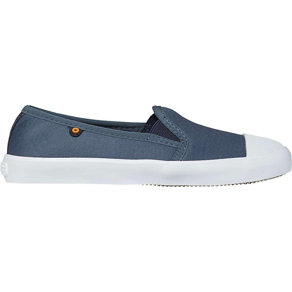 ボグス Bogs レディース シューズ・靴 【kicker a-line shoe】Navy