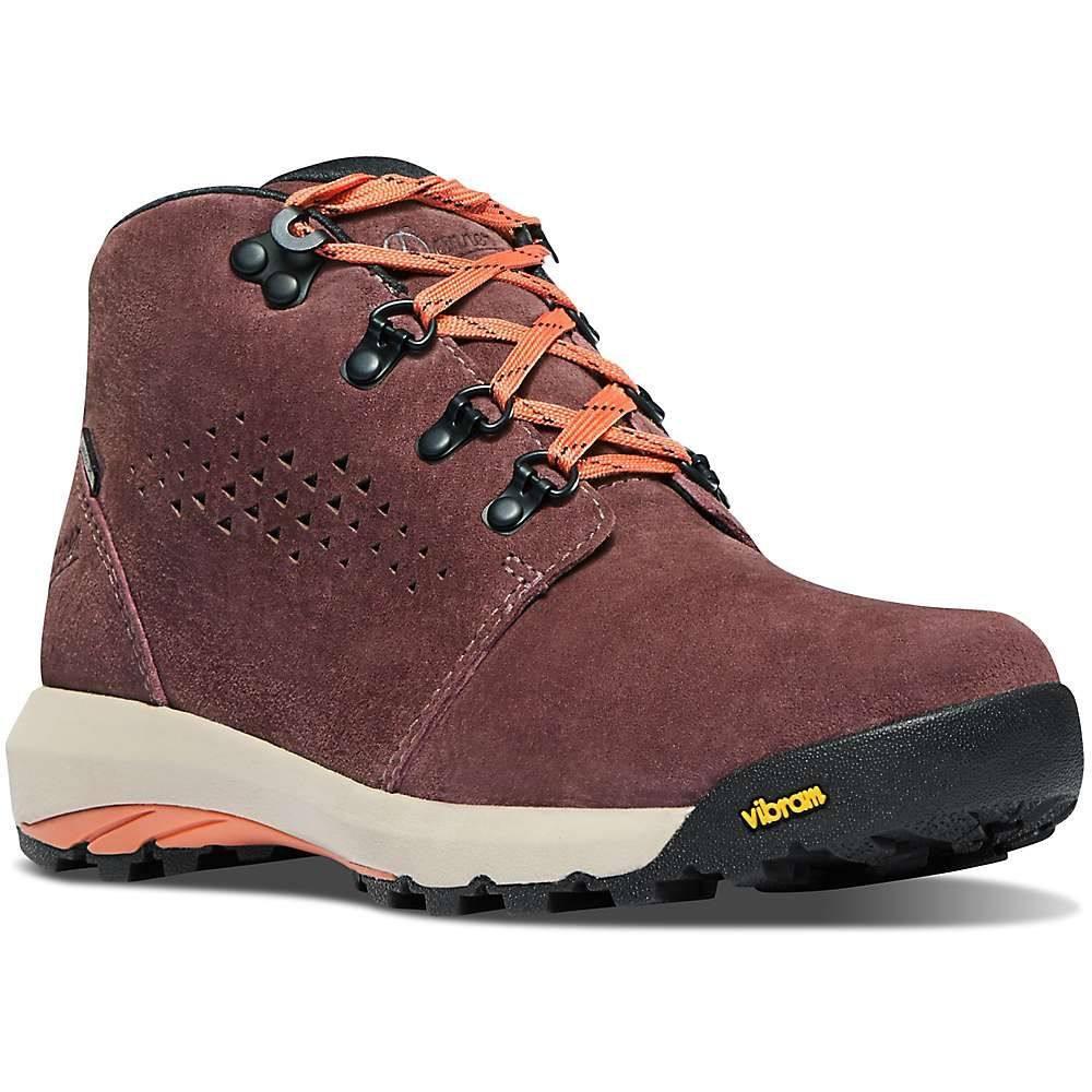 ダナー Danner レディース ブーツ チャッカブーツ シューズ・靴【inquire chukka 4in boot】Mauve/Salmon
