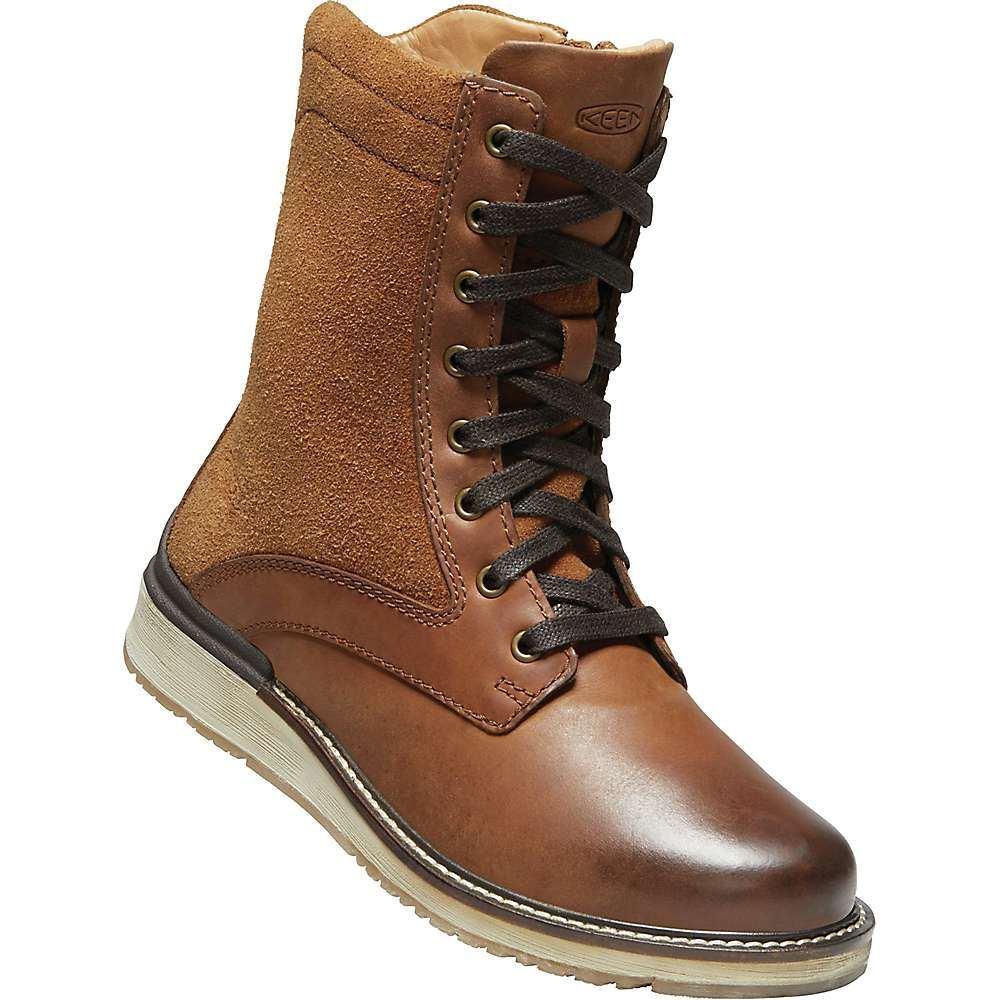 キーン Keen レディース ブーツ シューズ・靴【bailey lace boot】Cognac