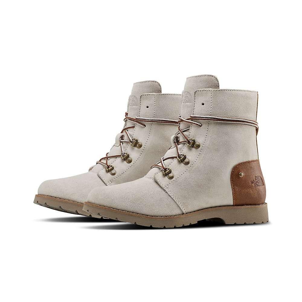 ザ ノースフェイス The North Face レディース ブーツ シューズ・靴【ballard lace ii suede boot】Moonlight Ivory/Dachshund Brown