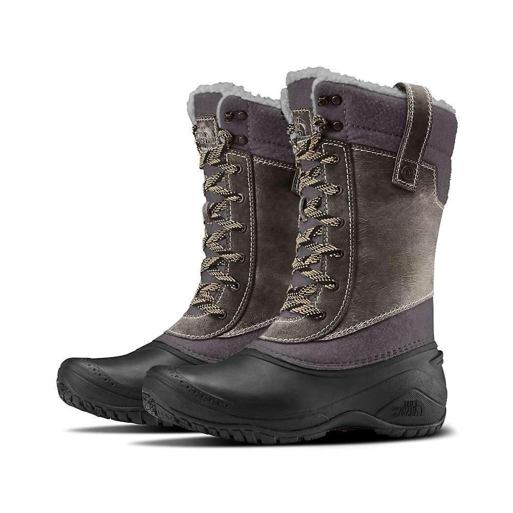 ザ ノースフェイス The North Face レディース ブーツ シューズ・靴【shellista iii mid boot】Stingray/Dark Gull Grey