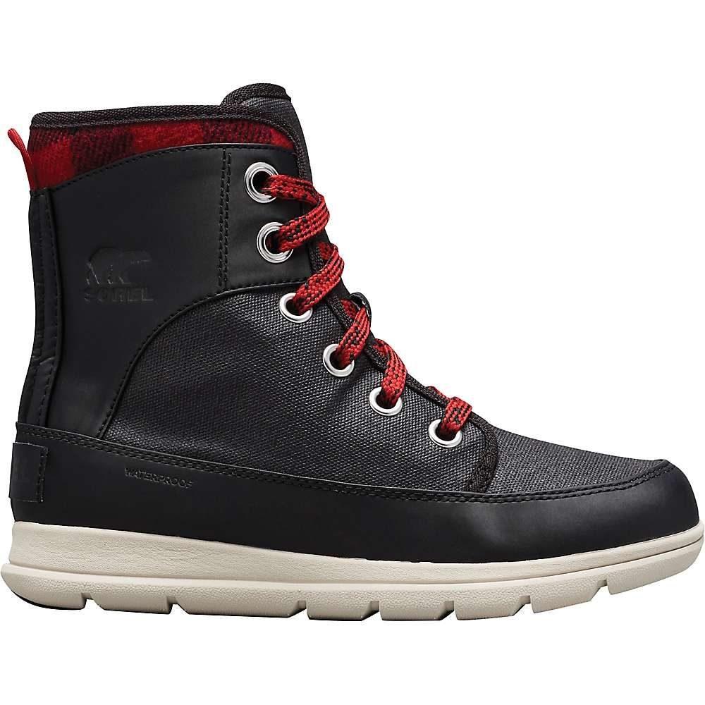 ソレル Sorel レディース ブーツ シューズ・靴【explorer 1964 boot】Black