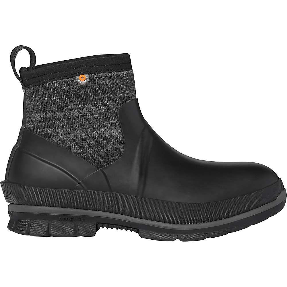 ボグス Bogs レディース ブーツ シューズ・靴【crandall low knit boot】Black Multi