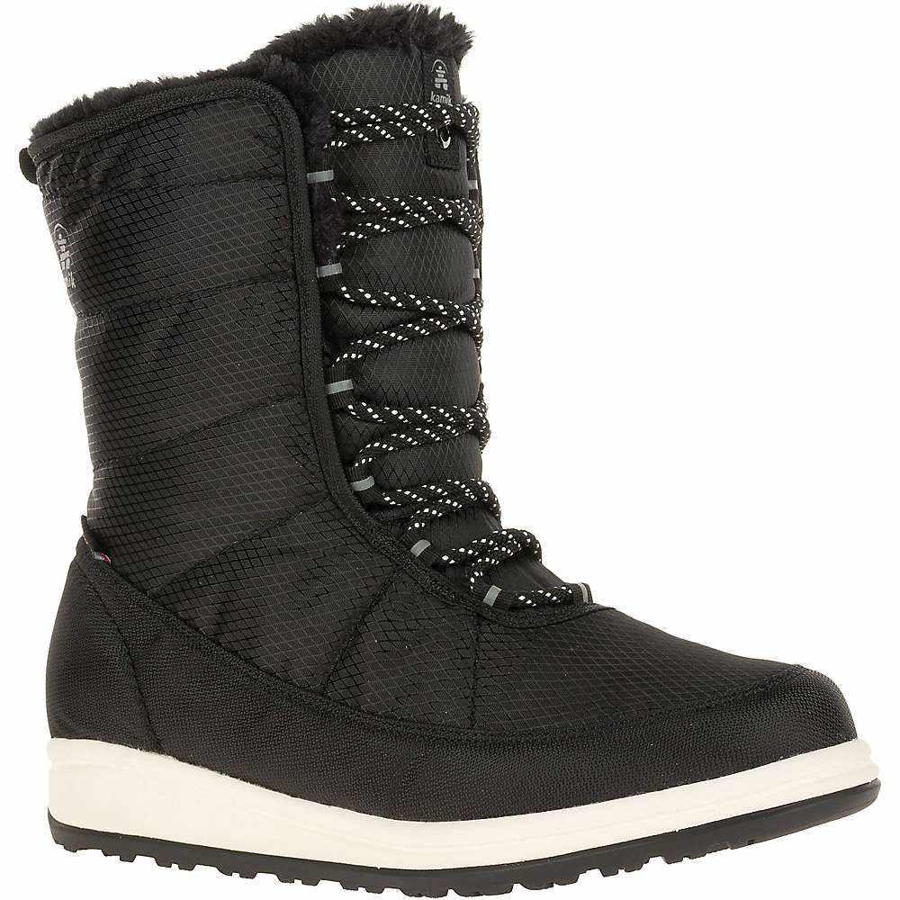 カミック Kamik レディース ブーツ シューズ・靴 bianca boot BlackqzMVUGSp
