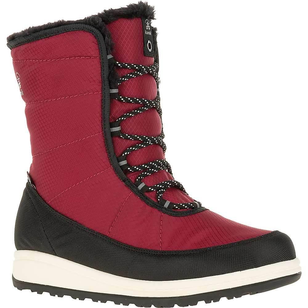 カミック Kamik レディース ブーツ シューズ・靴【bianca boot】Red