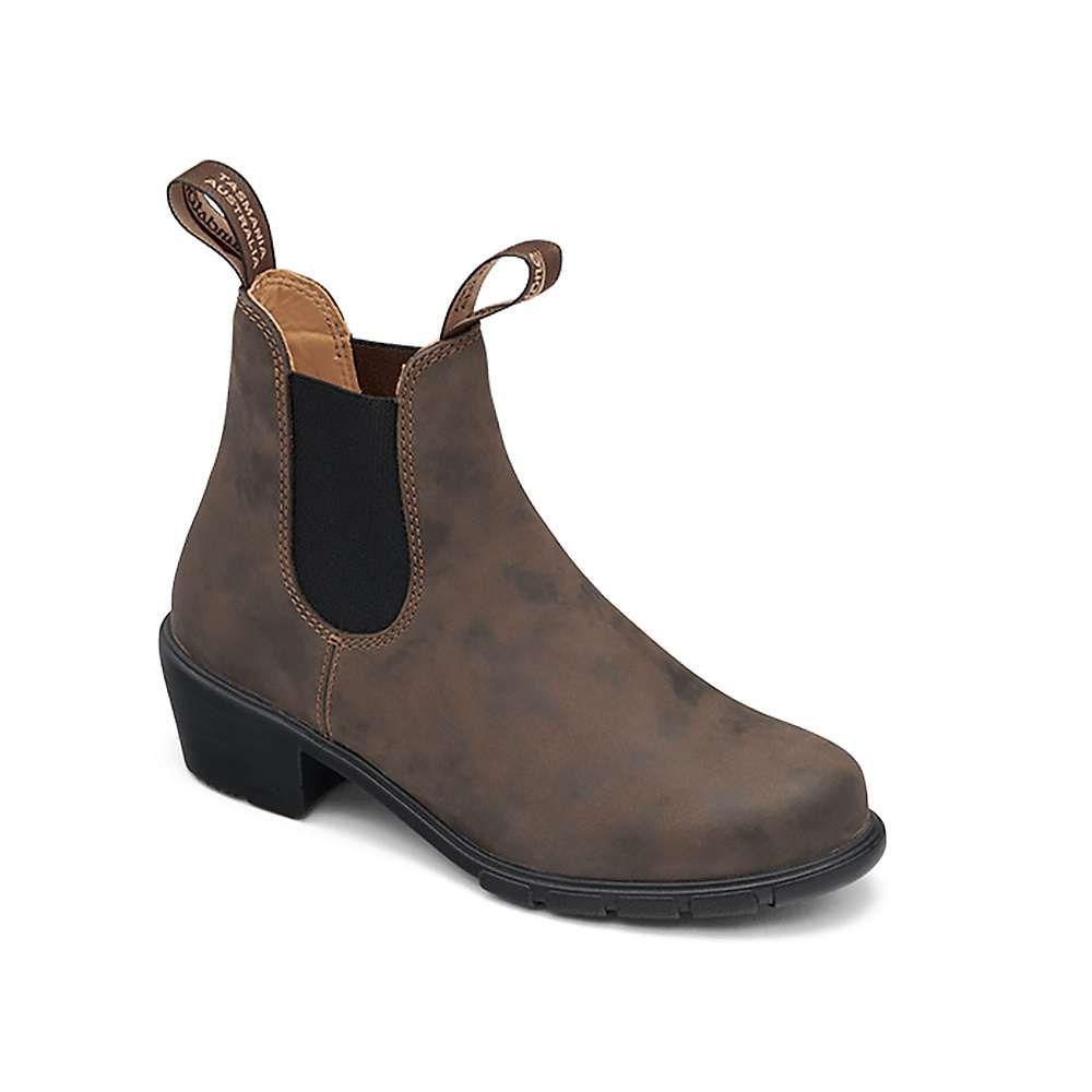ブランドストーン Blundstone レディース ブーツ シューズ・靴【1677 boot】BROWN