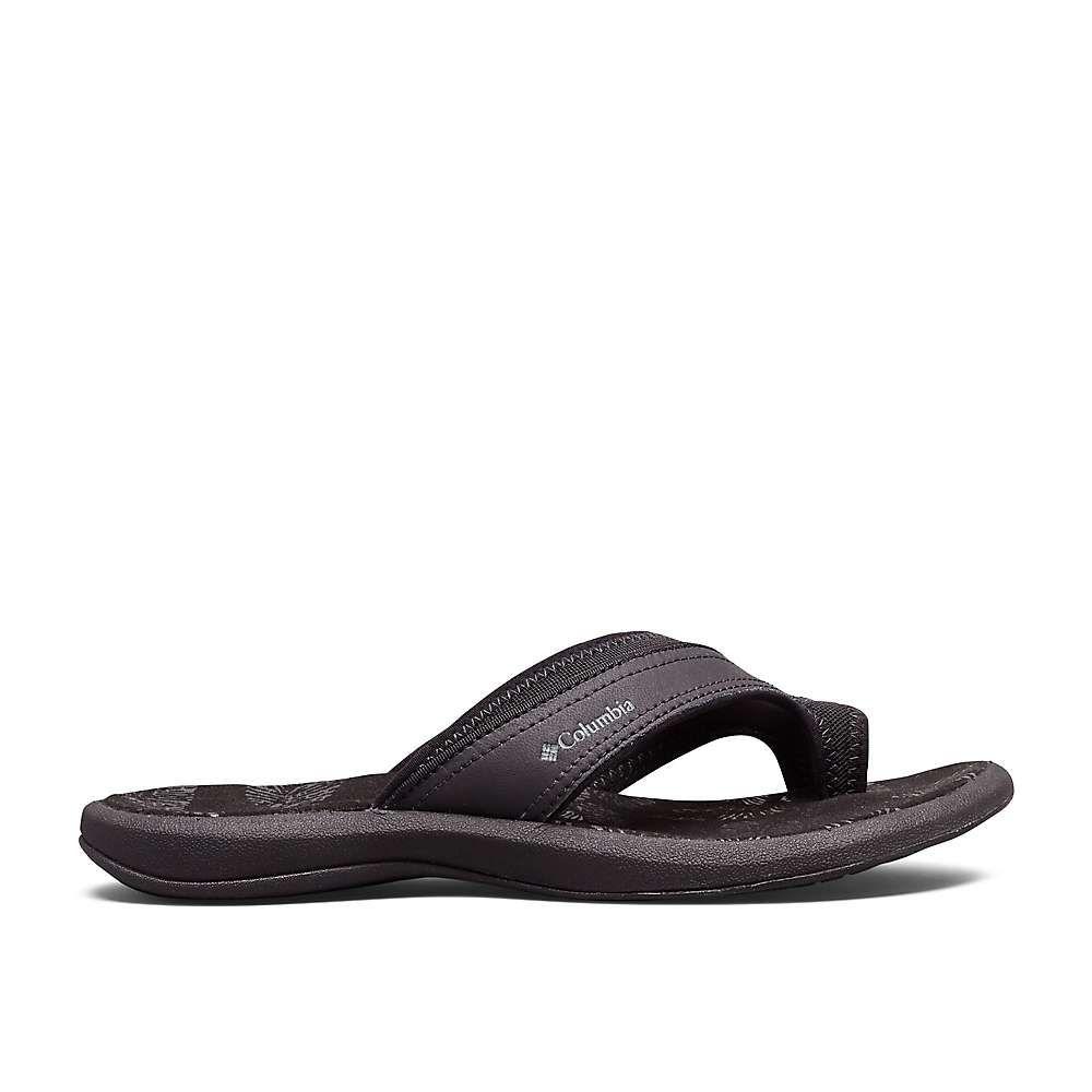 コロンビア Columbia Footwear レディース ビーチサンダル シューズ・靴【columbia kea ii sandal】Black/Ti Grey Steel