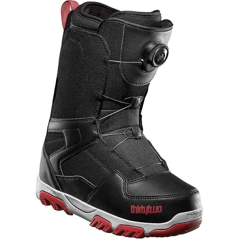 サーティーツー Thirty Two レディース スキー・スノーボード ブーツ シューズ・靴【shifty boa snowboard boot】Black