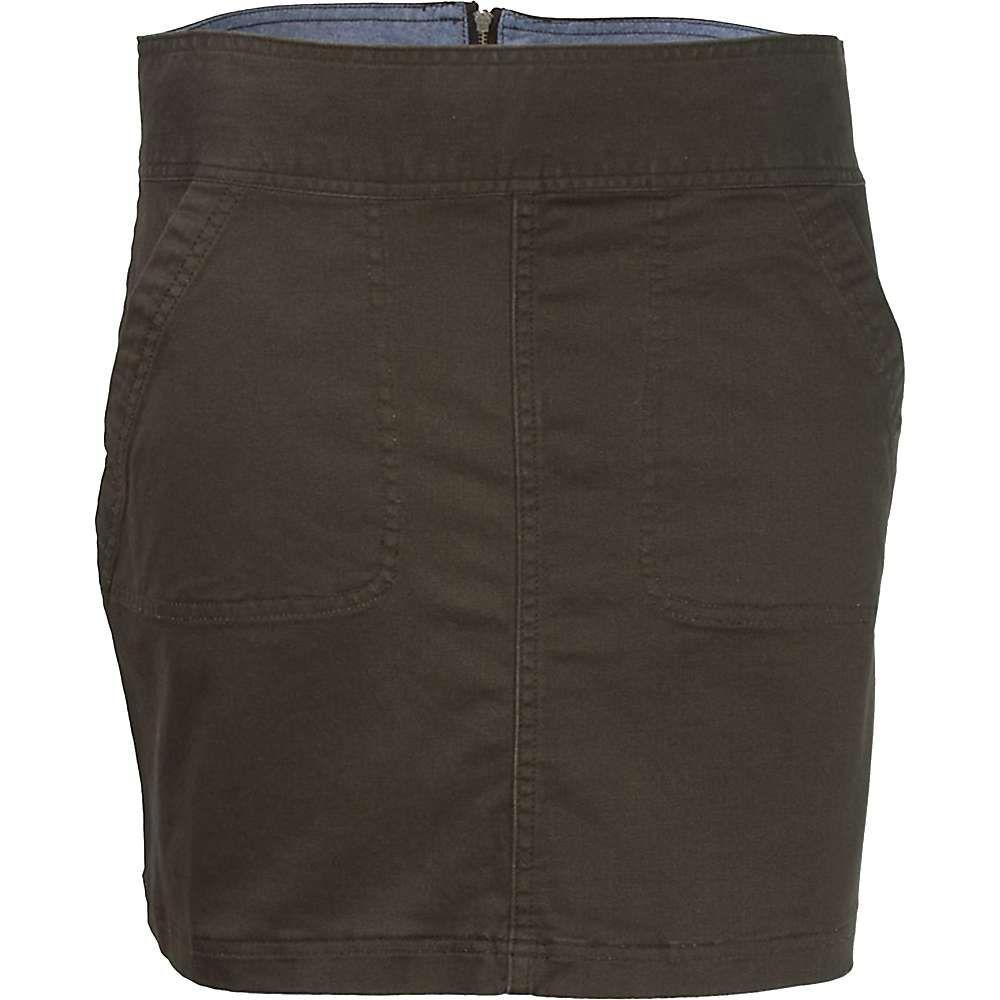 パーネル Purnell レディース スカート 【vintage twill skirt】Forest