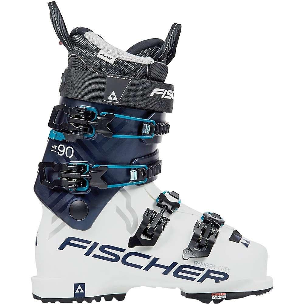 フィッシャー Fischer レディース スキー・スノーボード ブーツ シューズ・靴【my ranger free 90 ski boot】White/Dark Blue