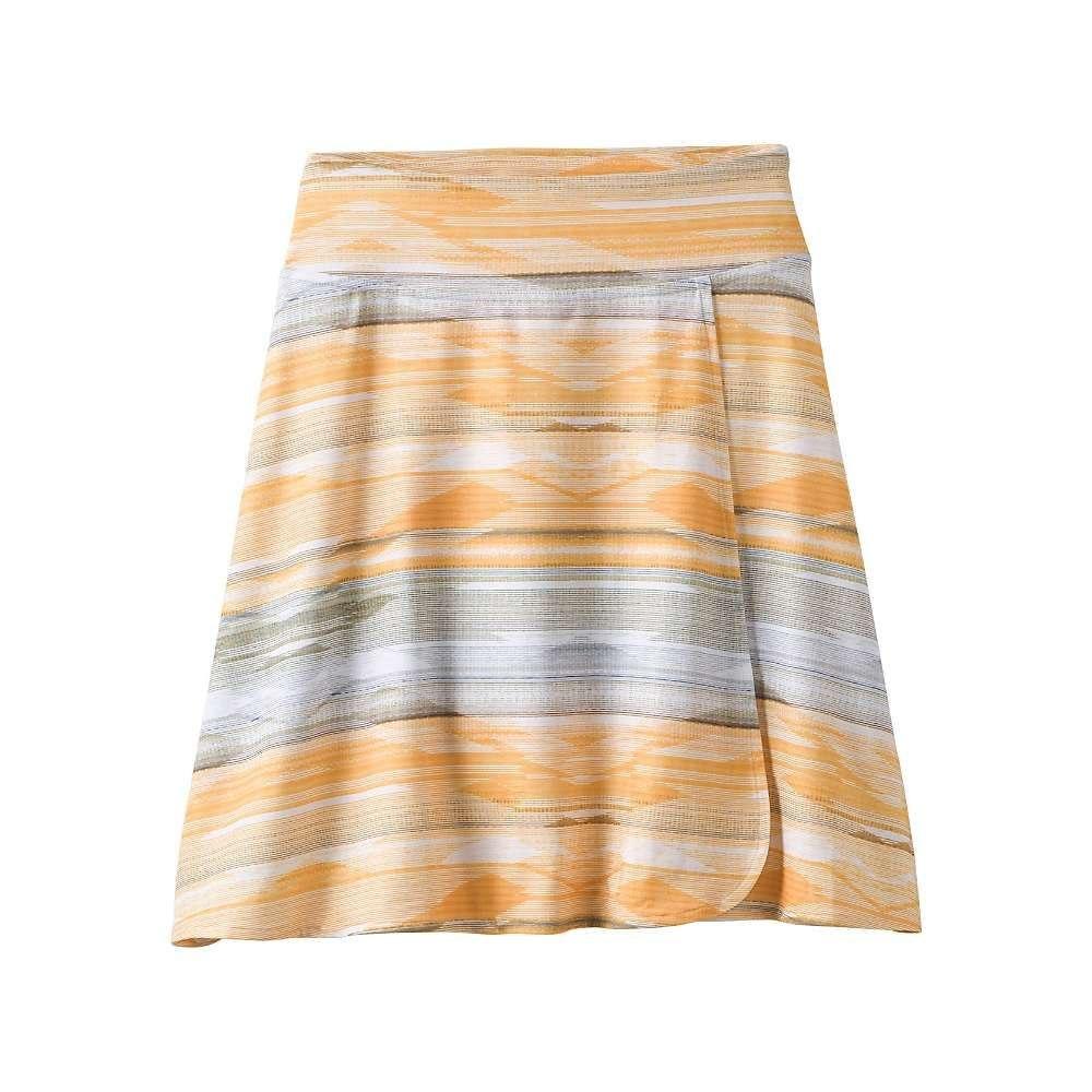 プラーナ Prana レディース スカート 【fiefer skirt】Curry Bonita