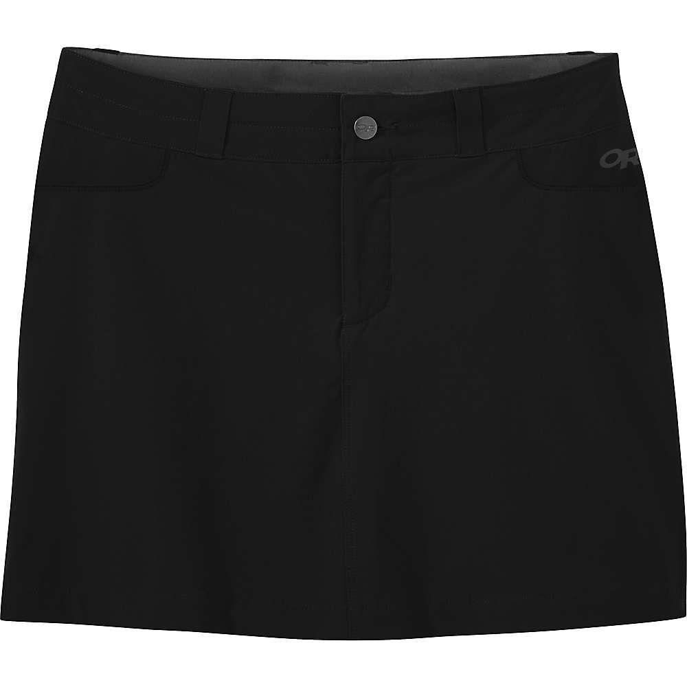 アウトドアリサーチ Outdoor Research レディース ミニスカート スコート スカート【ferrosi skort】Black